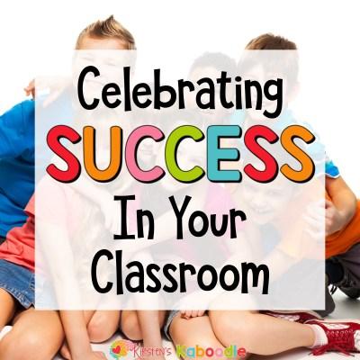 End of Year Celebrations & Celebrating Success