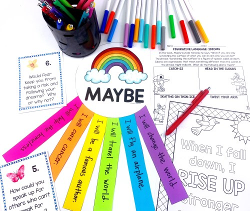 maybe-by-kobi-yamada-activities-for-students