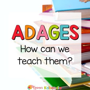 what-are-adages