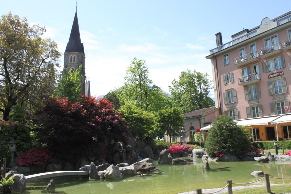 Europe Part 4 - Interlaken Switzerland (3/6)