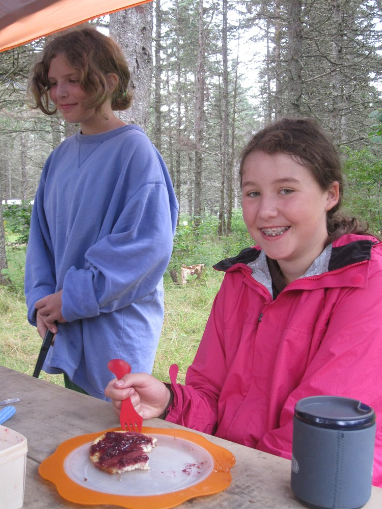 Camping Lady Baden Powell Style (3/6)