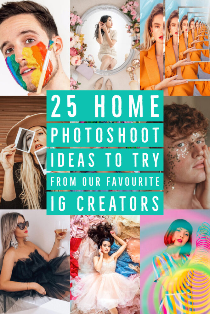 25 Creative Home Photoshoot Ideas To Try Now Easy Photography Guide