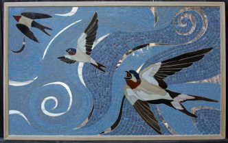 SWALLOWS, 2009, CORONADO, CA