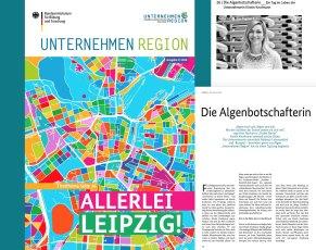 Unternehmen-Region-Magazin 2018