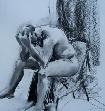 Head in Hands - Kirstin White