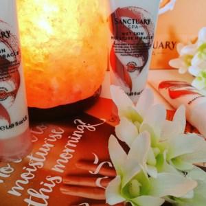 sanctuary spa wet skin moisture miracle