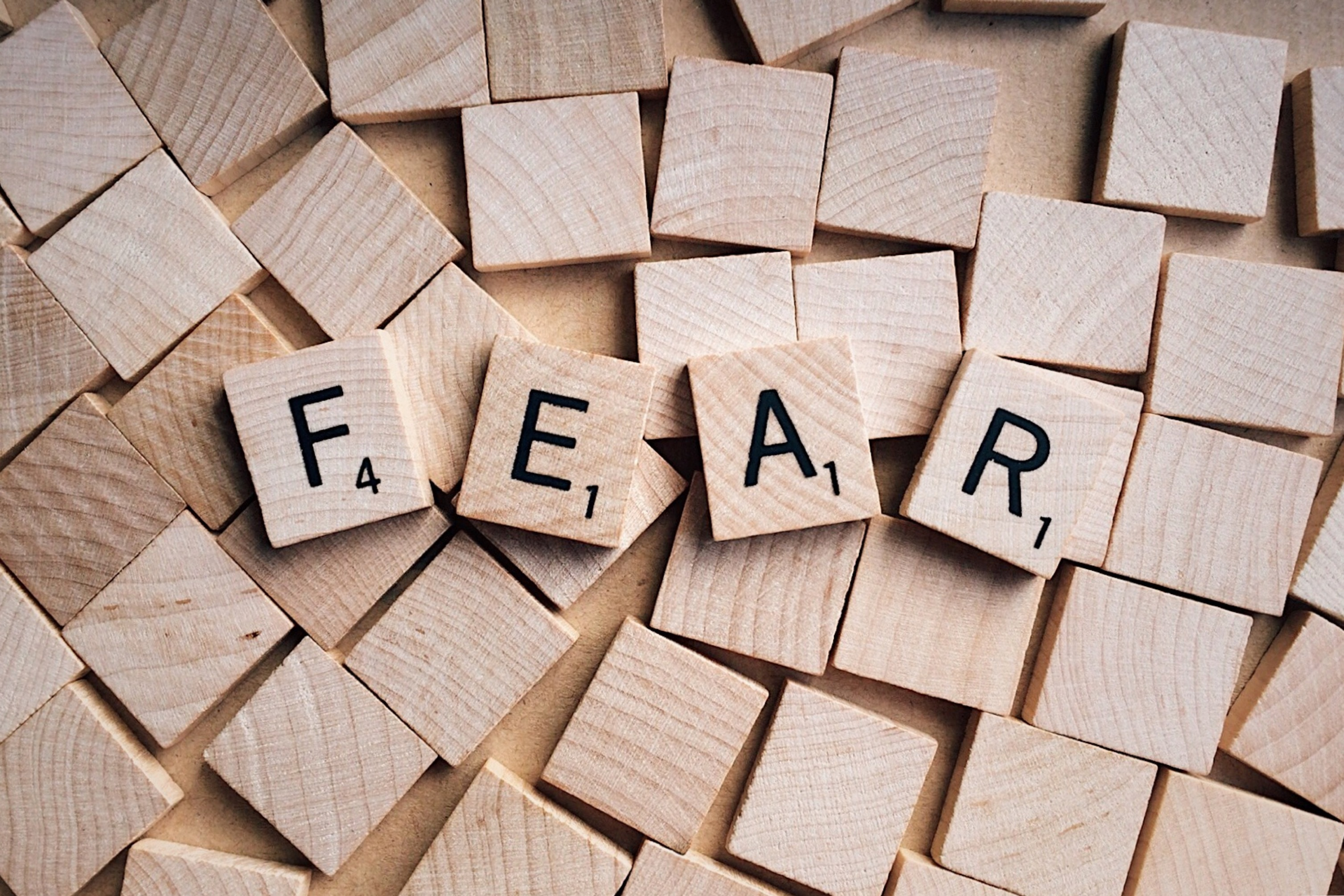 Fear and increasing confidence