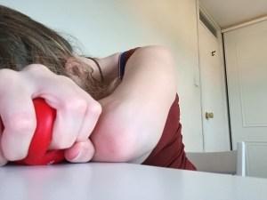 Stress Tips / Stress Ball