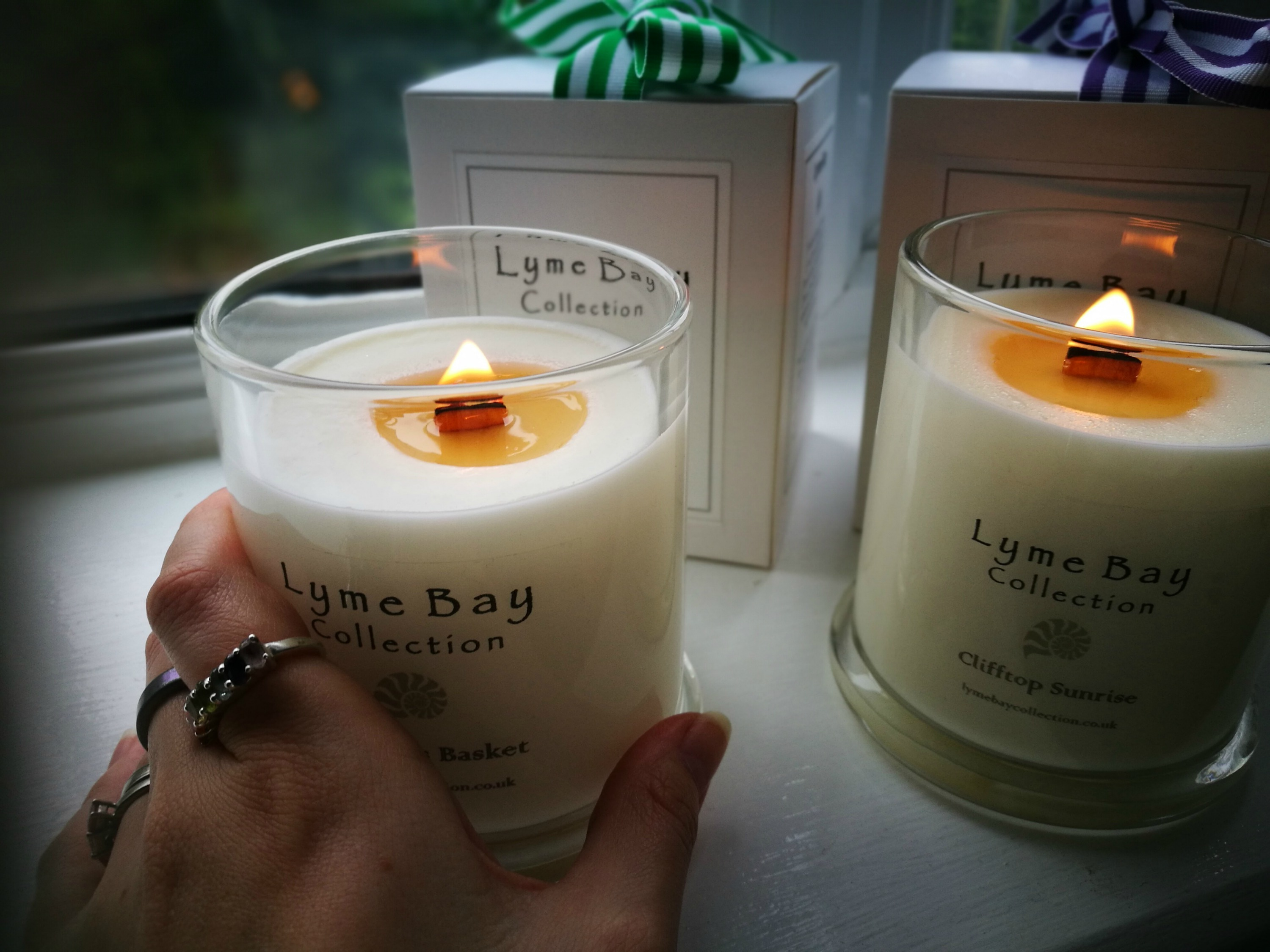 LYME BAY COLLECTION CANDLES