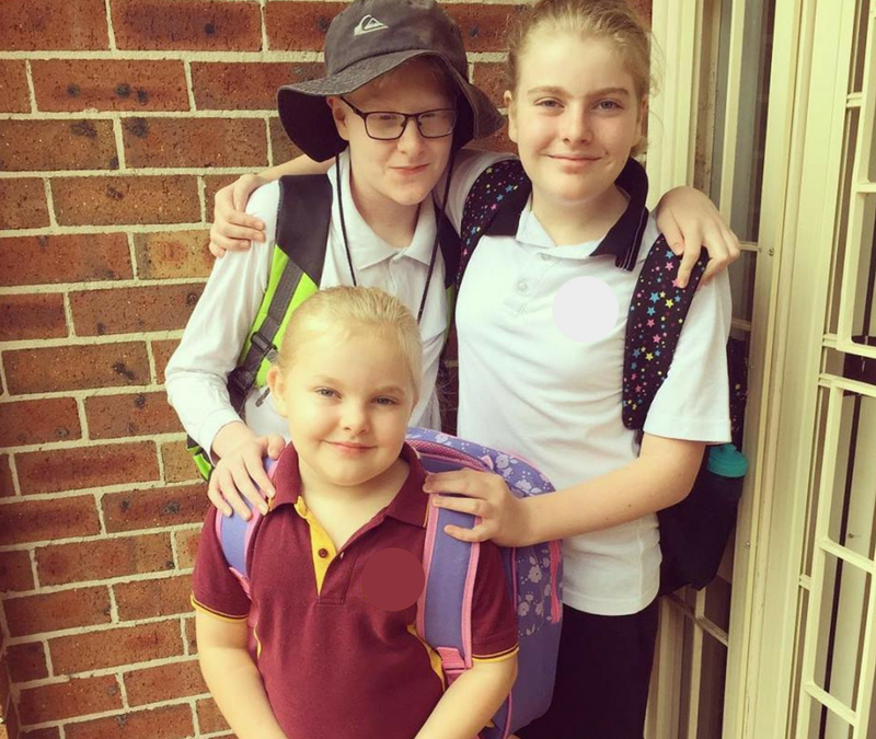 Don't fear autism - kids off to school: positivespecialneedsparenting.com