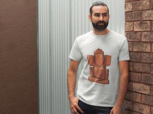 Ganesh_T-shirt_Men's_White