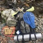 桐生市近辺でソロキャンプ 準備編