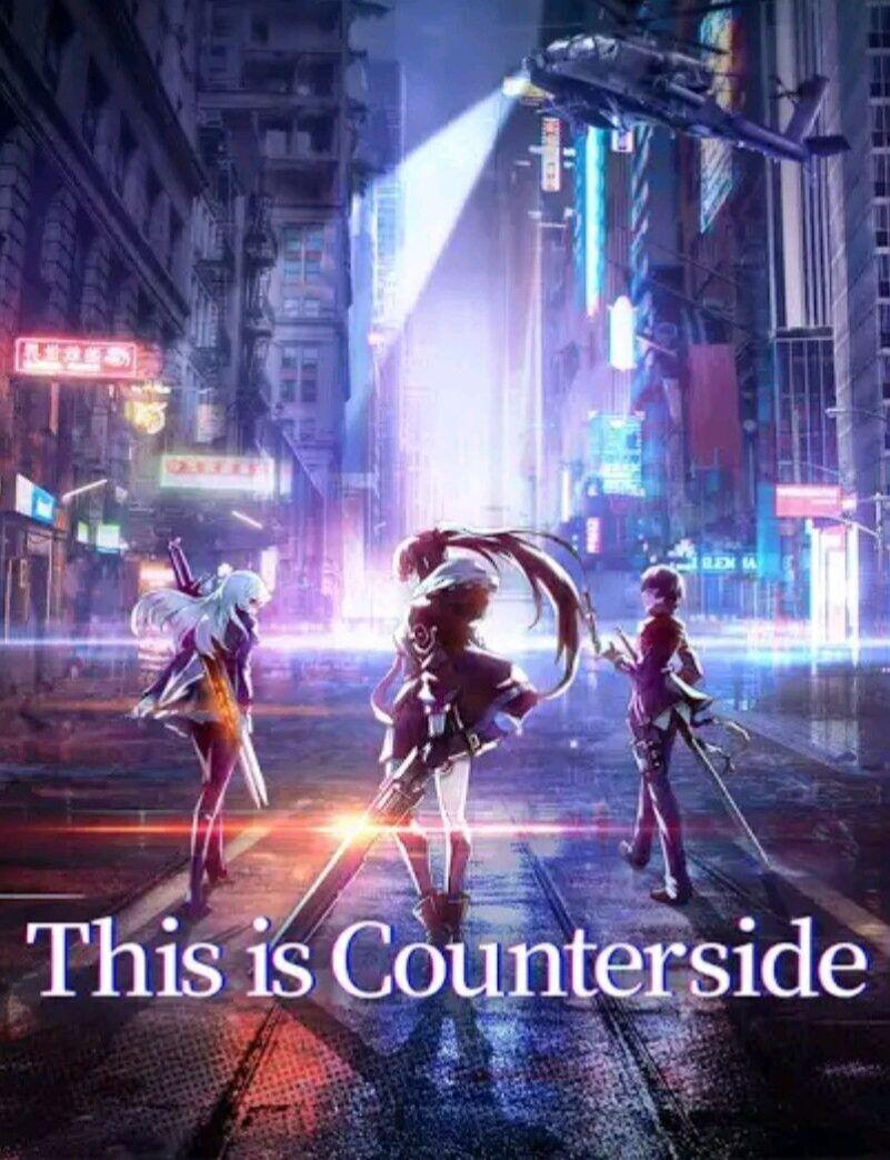 This is Counterside