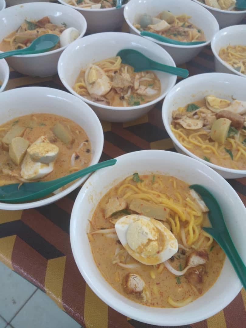 FOTO Kantin Sekolah Persis Restoran Mewah Harga Makanan