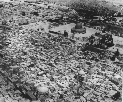 Pada masa kekuasaan Fatimiyah, orang-orang Sunni dilarang memasuki Kota Jerusalem