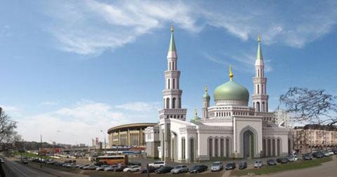 Masjid Jami' Moscow