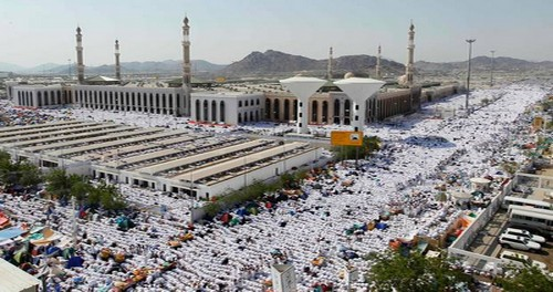 Haji Wada Perpisahan Rasulullah Dengan Umatnya Cerita
