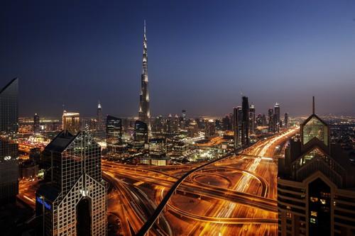 Dubai Modern