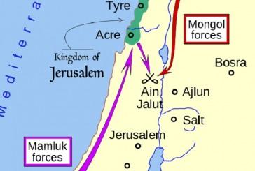 Peta Ain Jalut