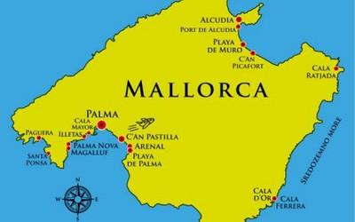 Palma, sebuah daerah di Majorka yang menjadi tempat kelahiran Abdullah al-Majorki.