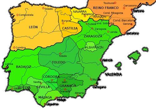 Peta Andalusia