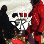 Elmesélte mit látott a túlvilágon: Elsodorta egy lavina, 20 percig feküdt holtan a hó alatt…