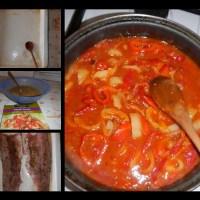 Balin recept: Magyaros balin olasz módra