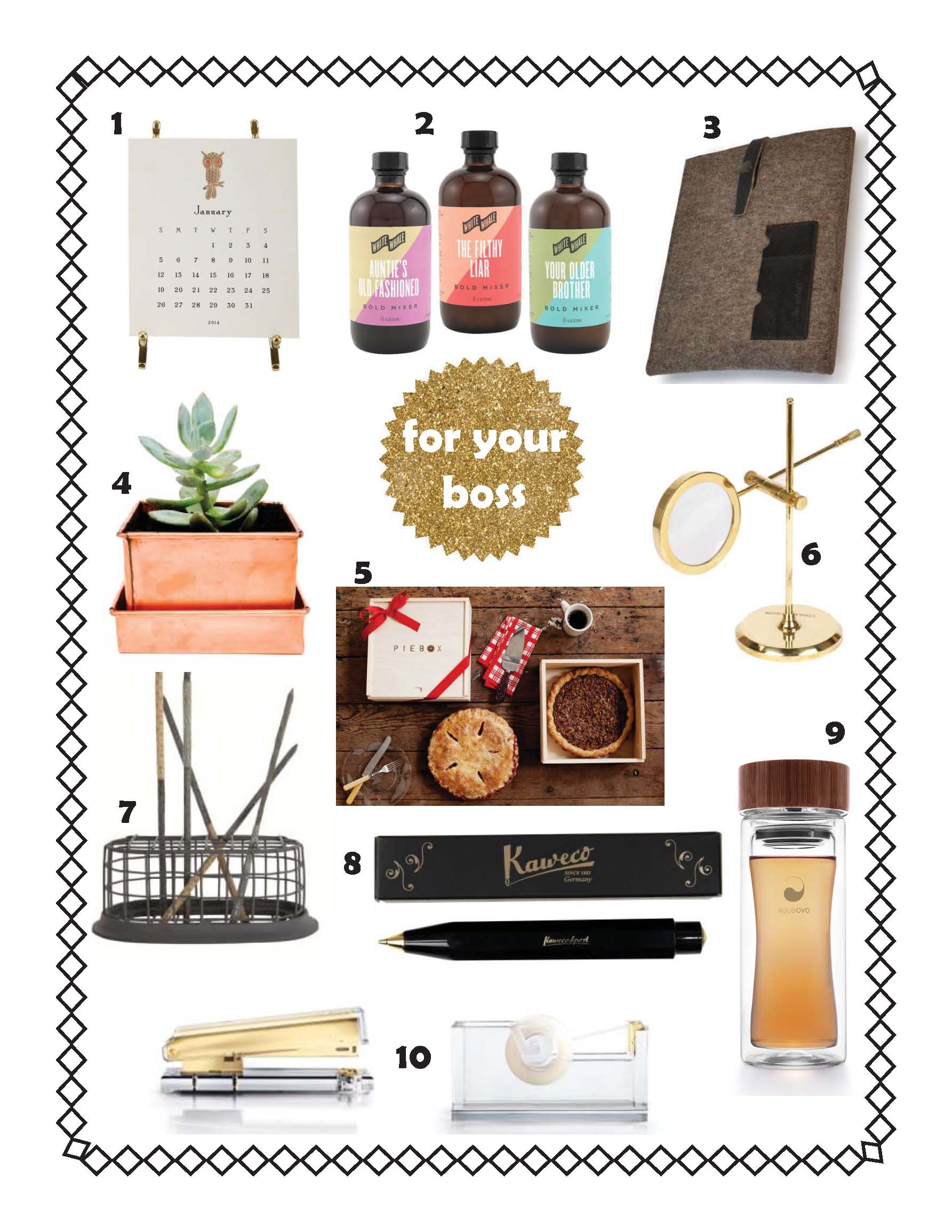 holiday gift guide for