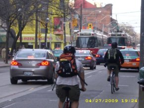 Canada streets