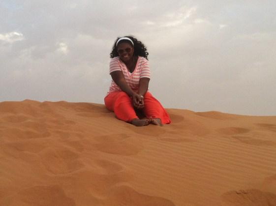 Dunes in Dubai