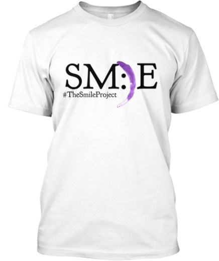 Get the T! www.teespring.com/ChicSmileProject