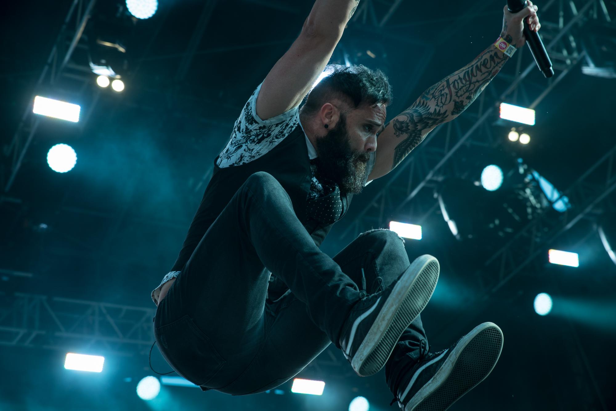Skillet - VOLT Music Festival - Sopron, Hungary