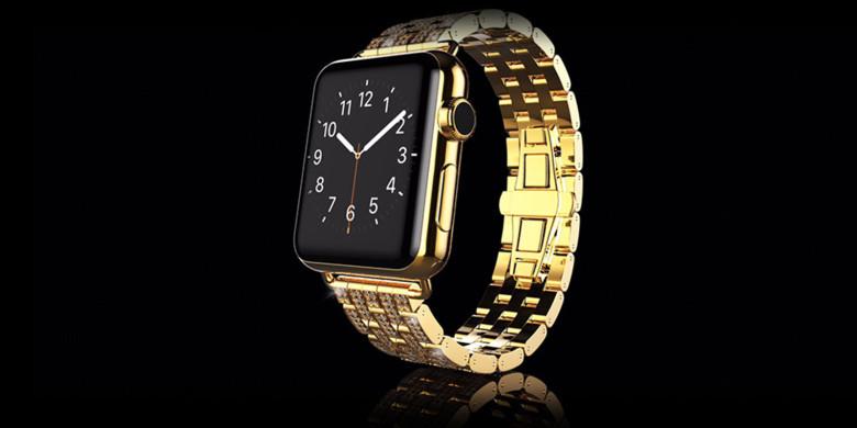 apple-altın-kaplama-saati