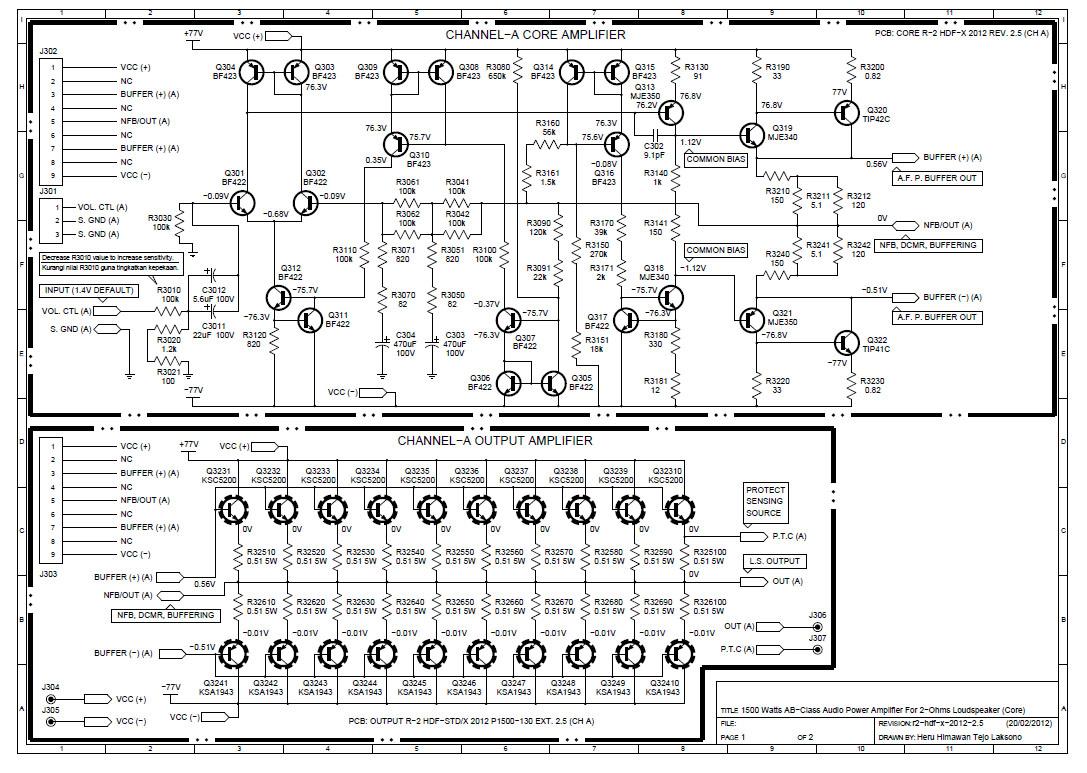 Matrix 1 4 R2 Hdfx Watt For 2 Ohm Speaker