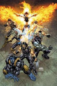 X-Men 2011 Anime