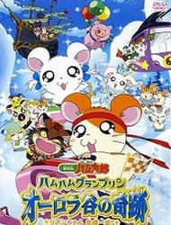 Hamtaro Movie 3: Ham Ham Grand Prix Aurora Tani no Kiseki