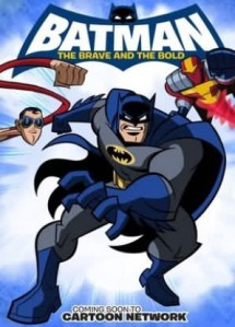 Batman The Brave and the Bold