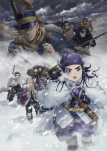 Golden Kamuy 3rd Season (Dub)