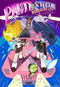 Panty & Stocking with Garterbelt (Dub)