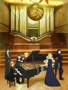 Piano no Mori (TV) 2nd Season