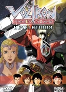 Voltron Vehicle Force