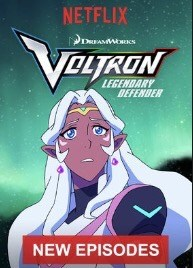 Voltron: Legendary Defender – Season 4