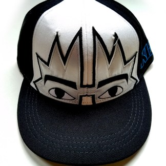 7dc923ace17 Virtis Grind KISS Spaceman Ball Cap