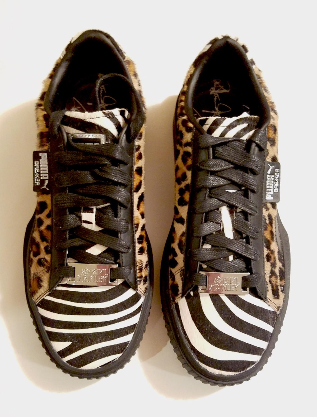 online retailer cc730 607be Paul Stanley Puma Breakers Sneakers
