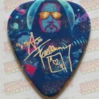 Ace Frehley Guitar Pick 2018 NJ Expo