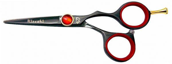 Kogai 4.5″ Hair Scissors Black Titanium Hair Shears