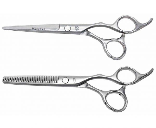 Futasuji 6.0″ Hair Scissors & Ishizuki 32t Thinning Shears
