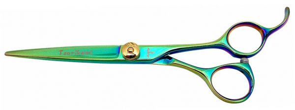 Tsurikomi KT04 6.0″ Hair Cutting Scissors Titanium