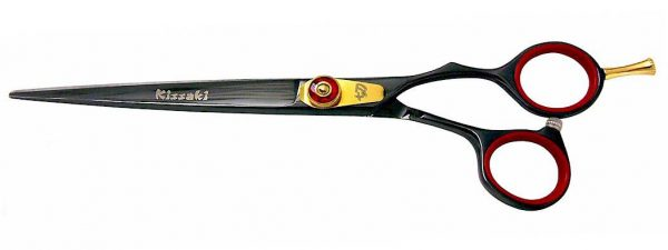 Kogai 7.0″ Hair Scissors Black Titanium Hair Shears