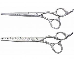 Futasuji 6.0″ Hair Scissors & Ishizuki 11t Thinning Shears